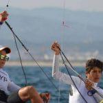 Κύπριοι ιστιοπλόοι στο Παγκόσμιο