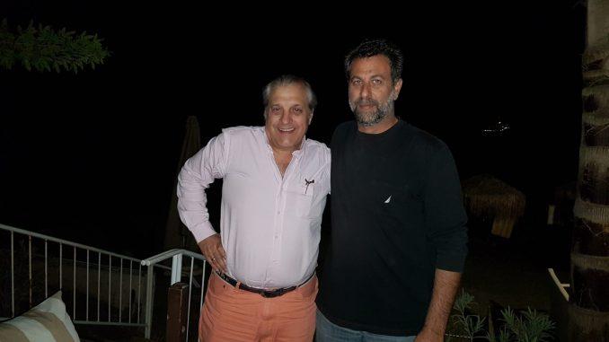Πρώτη επίσκεψη Προέδρου της Παγκόσμιας Ομοσπονδίας Optimist (IODA) στην Κύπρο.