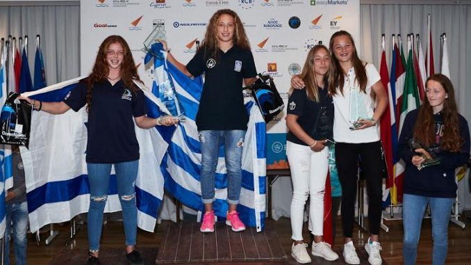Παγκόσμια πρωταθλήτρια η Κατερίνα Δίβαρη