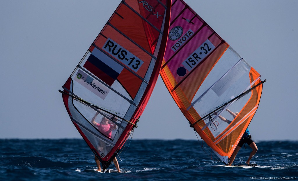 2016 RS:X YOUTH WORLD CHAMPIONSHIP - Day 5