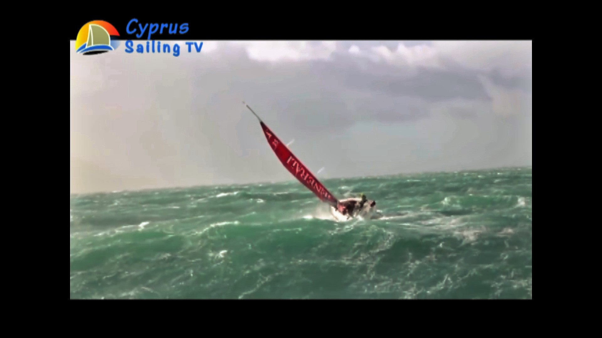Extreme Sailing Video