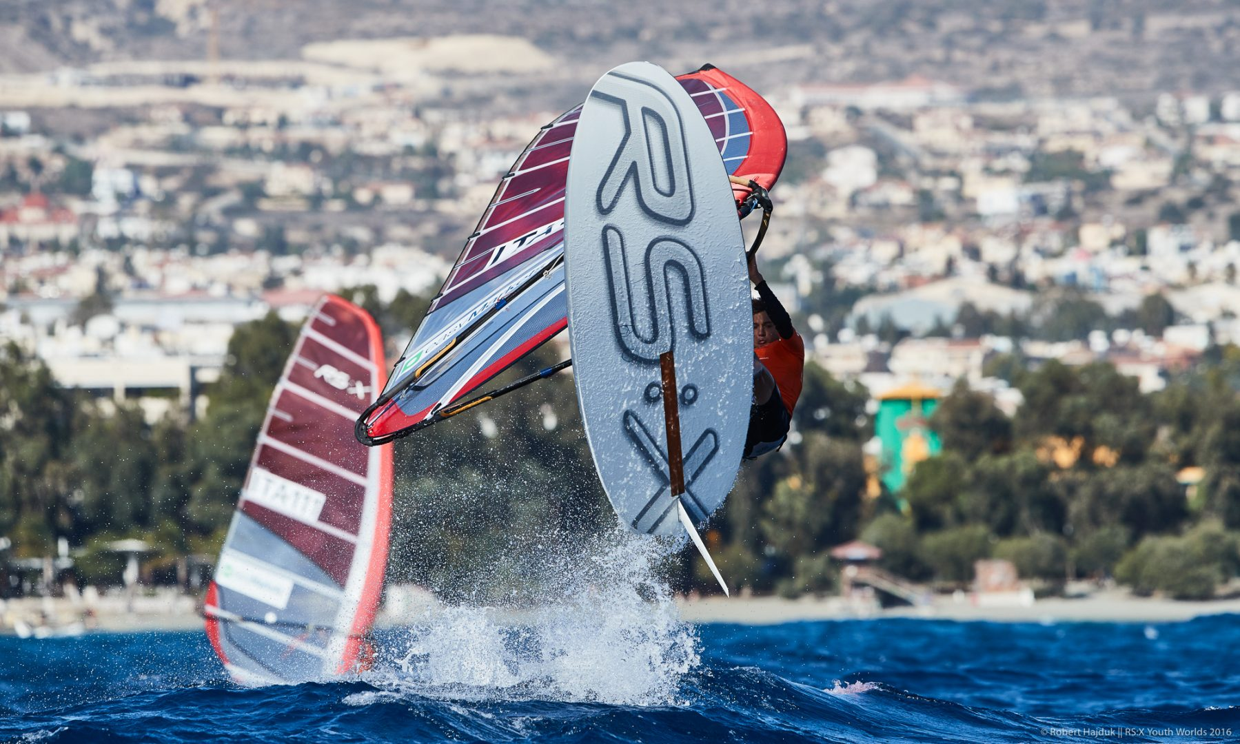 2016 RSX YOUTH WORLDS raw material Day 4