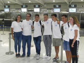 Επέστρεψαν γεμάτοι εμπειρίες από το Βέλγιο
