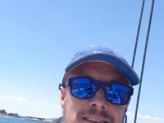 Ξεκίνησε τα 1.000 μίλια solo ο Μάρκος Σπυρόπουλος