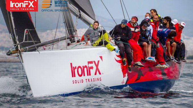 Ο Oμιλος IronFX είναι ο επίσημος χορηγός του Παγκόσμιου Πρωταθλήματος D-Marin ORC 2019