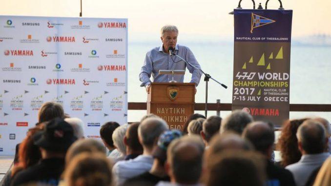 Ο Λάζαρος Τσαλίκης υποψήφιος Πρόεδρος